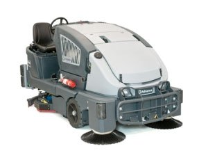 advance sweeper scrubbers